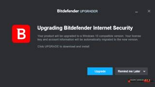 Bitdefender אנטי וירוס הכי טוב לחלונות 10