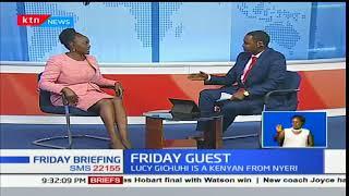 First Kenyan born Australian senator-Lucy Gichuhi: Friday Guest