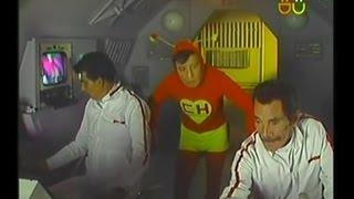 CHESPIRITO (1981) - El Chapulín Colorado - Viajeros a Marte - Parte 1