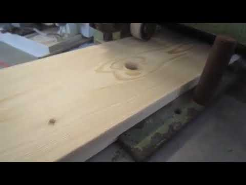 Обработка на дърво за състаряване