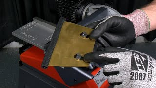 Novitool® Ply 130™ Ply Separator Blade Replacement & Adjustment