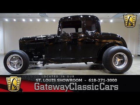 Video of '32 5-Window Coupe - LED5