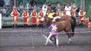preview picture of video 'XIX PALIO MADAMA MARGARITA 2014 - CASTEL MADAMA - TORNEO - HD'
