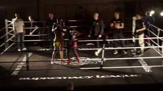 Supremacy Amateur League III - Amnart Lindholm vs Mikael Bengtsson