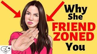 3 Reasons Why Girls Friendzone Guys (AVOID THESE TRAPS!)