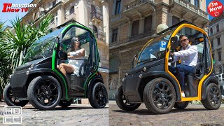 Amazing Vehicles  | Micro Cars | That Will Take You To Another Level ▶19