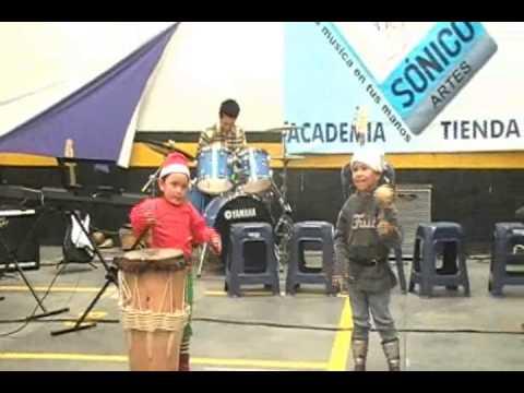 Concierte cierre 2013-II. PEQUEÑOS ARTISTAS