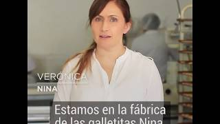 Nina Felicidad: Galletitas para celíacos