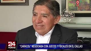 Funcionarios Judiciales Habrían Ofrecido Beneficios A Gerson Gálvez Calle Alias 'Caracol'