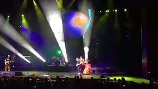 Cruel, crazy, beautiful world; Johnny Clegg, Dubai 2017