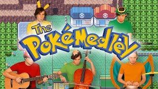 The Pokemedley (A Pokémon Mashup)