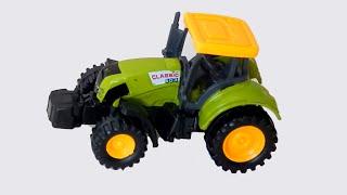 Мультик про машинки Місто машинок 8 серія: Трактор. Розвиваючі мультфільми українською для дітей