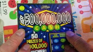 WIN! $120 SESSION! TEXAS LOTTERY SCRATCH OFF TICKETS