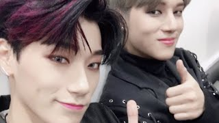 [ATEEZ] Basically Me Shipping Woosan For 3 Minutes And 58 Seconds (read Desc)