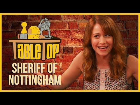 Šerif z Nottinghamu