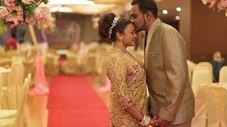 Grand Reception Highlight Malaysia - Hemanathan + Shalini by Jobest