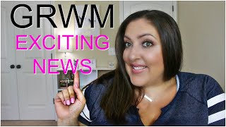 GRWM | NEW CAR, CHANNEL MEMBERSHIPS, INSTANT MANICURE |  GET READY WITH ME
