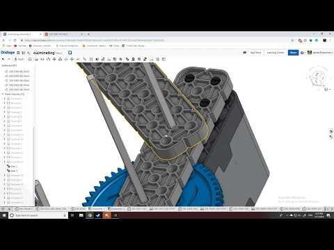 How to Build a Four Bar Lift VEX Robotics - смотреть онлайн