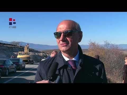 Rekonstrukcija ceste Livno-Šuica