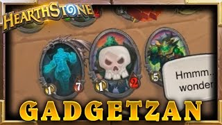 Gadgetzan Stream Best Moments | Hearthstone