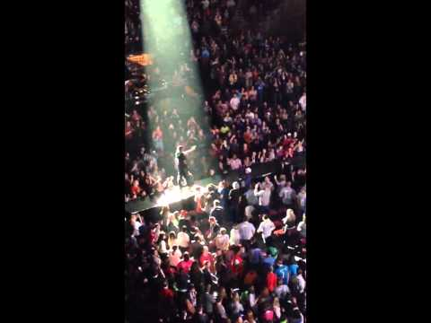 Lecrae - I Know - WinterJam 2014 Columbia, SC