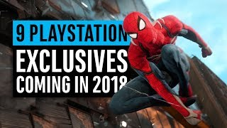 9 PlayStation Exclusives You Need To Play in 2018
