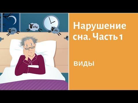 Что такое нарушение сна? Виды нарушения сна. Классические методы борьбы с нарушением. Часть 1
