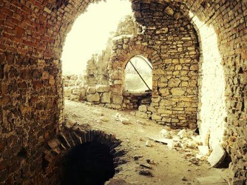 Заброшка в Риге(Даугавривская крепость 2