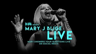 Mary J. Blige Talks Divorce Recovery, Answers Fan Questions + New Album