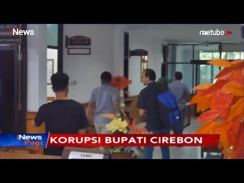 KPK Geledah Kantor DPRD Kabupaten Cirebon - iNews Pagi 22/06