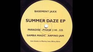 basement jaxx - paradise (summerdaze EP)