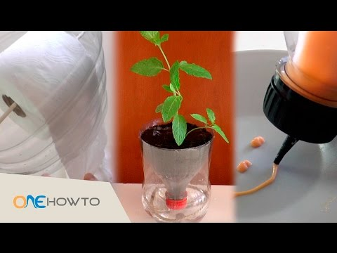 Download 3 easy DIY crafts using plastic bottles HD Video