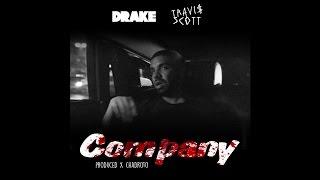 Drake ft. Travi$ Scott - Company (Instrumental)