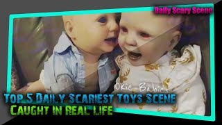 ▶️ Top 5 Daily Scary Toys Scene Caught In Real Life