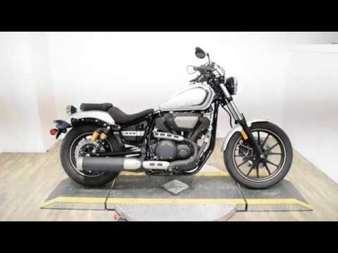 2015 Yamaha Bolt R-Spec in Wauconda, Illinois - Video 1