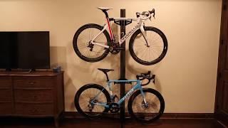 Feedback Sports Velo Cache 2 Bike Storage Rack Unboxing