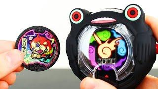 Dark Yo-Kai Watch - Japanese Toy Review