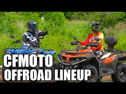 2018 CFMOTO CForce 500S EPS in Monroe, Washington