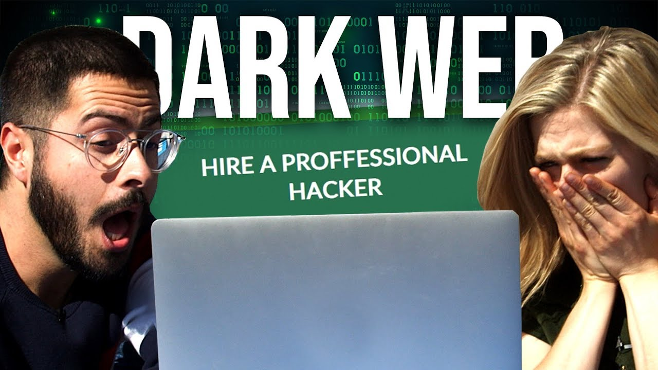 How Scary Is The Dark Web? | BuzzFeed thumbnail