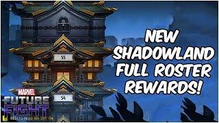 Challenging & Rewarding! New Shadowland Reaction & Tips! - Marvel Future Fight