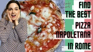 BEST PIZZA IN ROME: 3 places you should go to as soon as you can