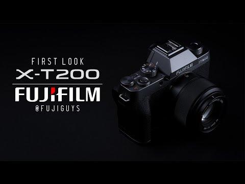 Fujifilm X-T200 Kit (15-45mm, 24.20Mpx, APS-C / DX)