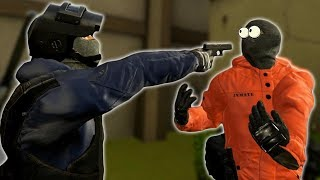 Running a prison full of REAL players in VR (Pavlov Prison Mod)