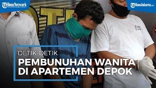 Detik-detik Pembunuhan Wanita di Apartemen Depok, Pelaku Pukul Kepala Korban Pakai Palu