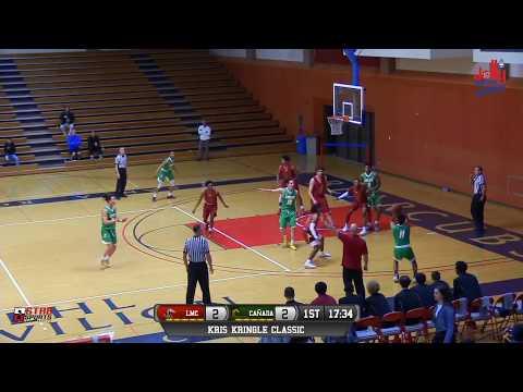 Los Medanos vs Cañada College Men's Basketball LIVE 12/15/18