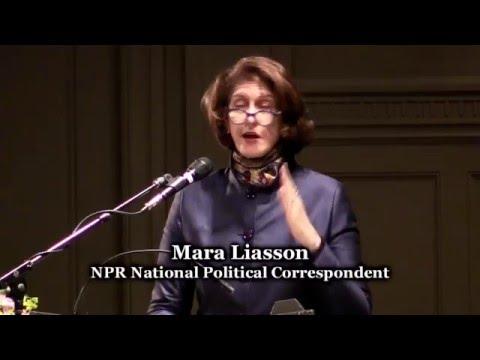 Sample video for Mara Liasson