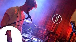 Mura Masa - Love For That (feat Bonzai) at the Future Festival 2016