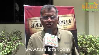 Script Writer Jeyamohan at Kaaviya Thalaivan Movie Press Meet