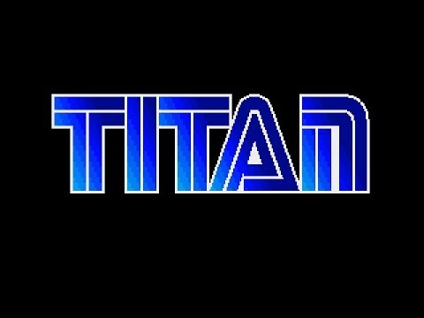 Sega Mega-Drive Scenedemo -  Overdrive by TITAN (Final version)