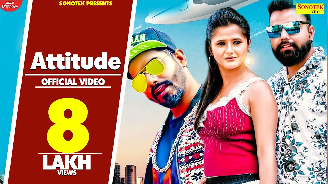 Attitude   Raj Mawar   Anjali Raghav  Sunny Chaudhary   New Haryanvi Songs Haryanavi 2020   Sonotek Video,Mp3 Free Download